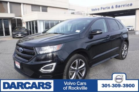 Pre-Owned 2018 Ford Edge Sport All Wheel Drive SUV