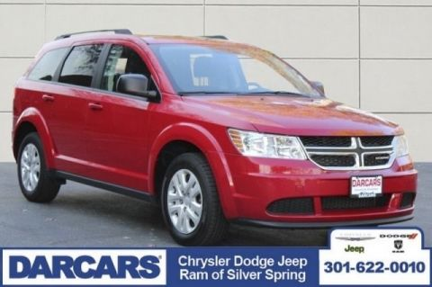 Pre-Owned 2018 Dodge Journey SE Front Wheel Drive SUV