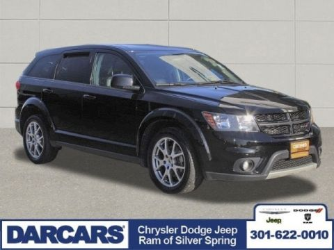 Pre-Owned 2018 Dodge Journey GT Front Wheel Drive SUV