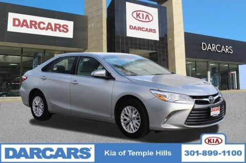 Pre-Owned 2016 Toyota Camry LE Front Wheel Drive Sedan