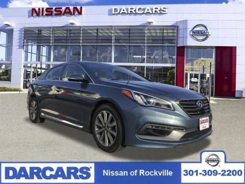 Pre-Owned 2016 Hyundai Sonata 2.4L Limited Front Wheel Drive 4dr Car
