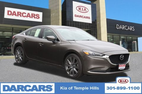 Pre-Owned 2018 Mazda6 Touring Front Wheel Drive 4dr Car
