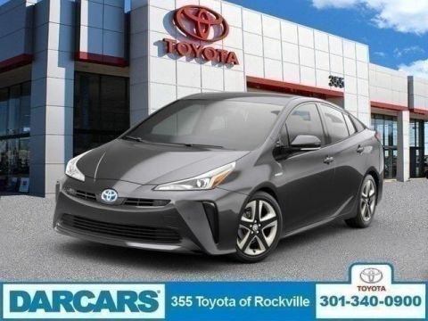 New 2019 Toyota Prius Limited FWD Hatchback