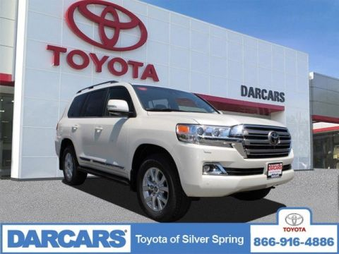 New 2019 Toyota Land Cruiser 4WD Sport Utility