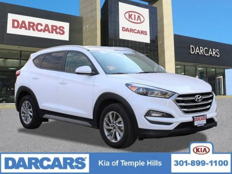 Pre-Owned 2018 Hyundai Tucson SEL All Wheel Drive SUV